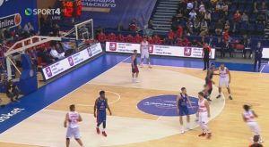 ΤΣΣΚΑ – Προμηθέας 77-57: Οι Ρώσοι την πρόκριση, στον τελικό με Ολυμπιακό