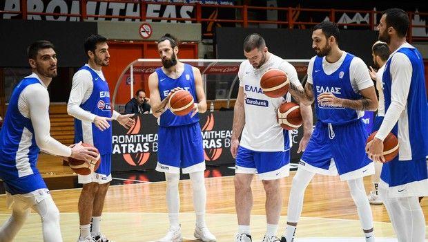Εθνική Ανδρών: Έτοιμη για τα προκριματικά του Eurobasket 2021