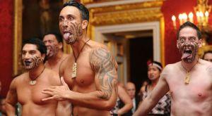 Υποδέχτηκαν τον Hunt με τον χορό Haka των Maori
