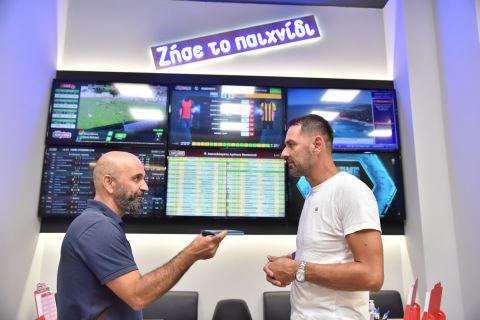 Τo EURO μέσα από τα μάτια δυο Πρωταθλητών Ευρώπης