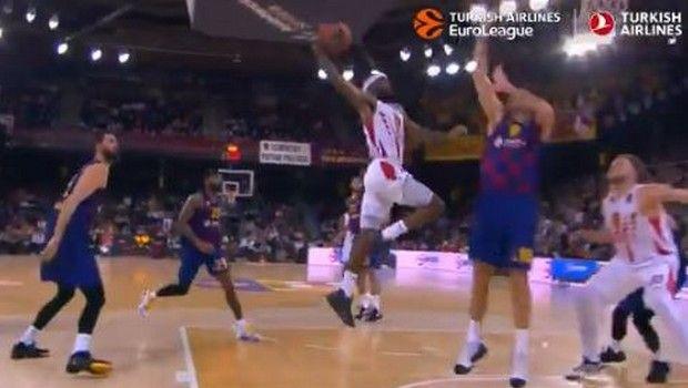 EuroLeague: Ο Λορέντζο Μπράουν