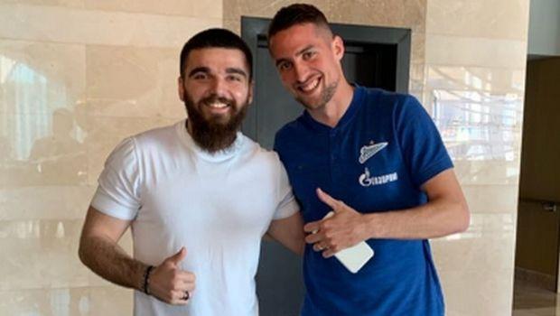 Ο Σαββίδης συνάντησε τον Μακ και τον βάφτισε