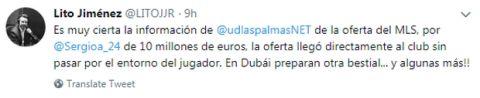 """""""Ισχύει η πρόταση από το MLS για Αραούχο, έρχεται νέα απ' το Ντουμπάι"""""""