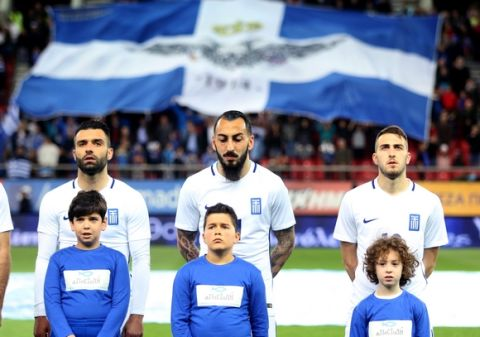 Καταγγέλλει στη FIFA την Ελλάδα η Αλβανία