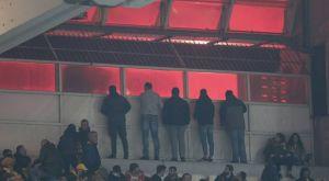 ΑΕΚ: Κίνδυνος για δύο έως τέσσερις αγωνιστικές κεκλεισμένων