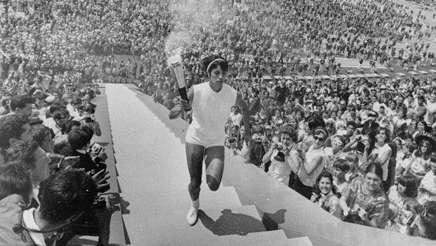 Απεβίωσε η πρώτη γυναίκα που άναψε Ολυμπιακό Βωμό