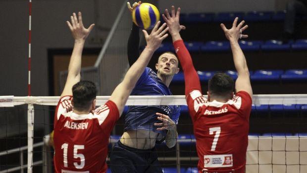 Volleyleague ανδρών: Θρίαμβος της Κηφισιάς, 3-1 τον Ολυμπιακό