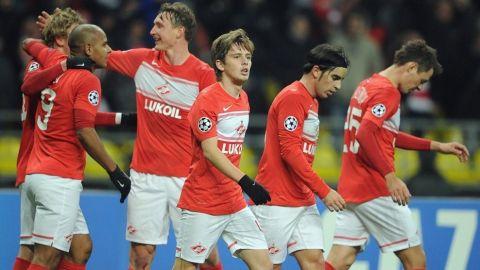 Μπαρτσελόνα - Σέλτικ 2-1, Σπαρτάκ - Μπενφίκα 2-1