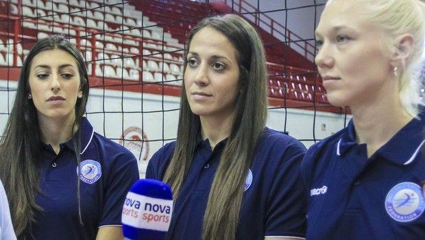 Η αποστολή της Εθνικής γυναικών για την πρεμιέρα με το Μαυροβούνιο
