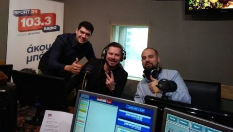 """Πάνκοφ: """"Αν η ΑΕΚ πάρει το πρωτάθλημα, ο Τσιγκρίνσκι θα ξυρίσει το μούσι του!"""""""