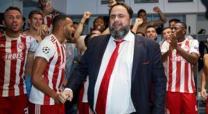 """Μαρινάκης: """"Ένας παίκτης είναι στην Ελλάδα και ένας έρχεται αύριο"""""""
