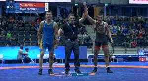 """Πάλη: Δύο πλασαρίσματα στους """"8"""" στο Παγκόσμιο πρωτάθλημα Εφήβων"""
