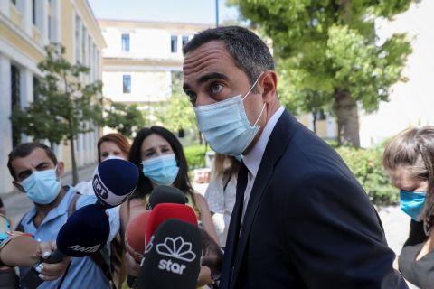 Ο δικηγόρος του Ρούμπεν Σεμέδο, Σταύρος Γεωργόπουλος