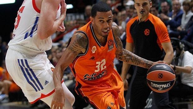 Η κορυφαία πεντάδα της 2ης αγωνιστικής της EuroLeague