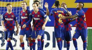 Μπαρτσελόνα – Λεγκανές 2-0: Δύσκολη επικράτηση με Φάτι και Μέσι