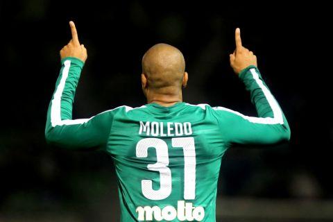 Επιβεβαιώθηκε το τράβηγμα για τον Μολέντο