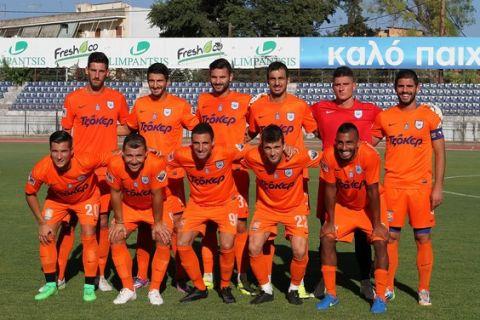 Με είκοσι παίκτες στην Τρίπολη ο ΠΑΣ Γιάννινα