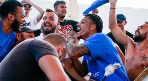 Ιωνικός Νικαίας: Χαμός στην ανοιχτή προπόνηση