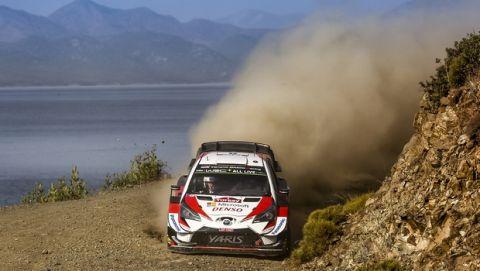 FIA World Rally Championship / Round 11 / Rally Turkey 2019 / Sep 12-15, 2019 // Worldwide Copyright: Toyota Gazoo Racing WRC