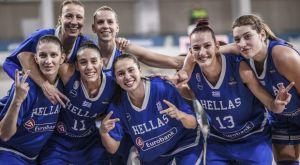 EuroBasket Women: Στο β' γκρουπ δυναμικότητας η Ελλάδα