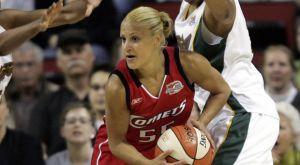Αναστασία Κωστάκη: «Ήταν όνειρο μου να παίξω στο WNBA»