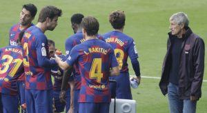 Μπαρτσελόνα: Ανέβηκαν οι τόνοι μεταξύ παικτών και Σετιέν μετά την ισοπαλία