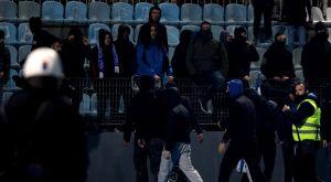 """Οπαδοί ΠΑΣ Γιάννινα σε παίκτες: """"Βγάλτε τις φανέλες και φύγετε από εδώ"""""""