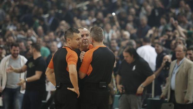 EuroLeague: Πειθαρχική δίωξη για όσα γράφτηκαν στο φύλλο αγώνα του Παναθηναϊκός - Ολυμπιακός