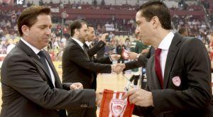 Live Streaming: Σφαιρόπουλος & Πασκουάλ