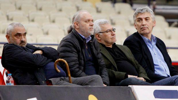 Ολυμπιακός: Φασούλας και Λεριώτης συναντήθηκαν με τους Ζαγκλή, Ντεμιρέλ και Νοβακ