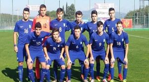 Ουκρανία – Ελλάδα Κ17 0-1: Βήμα πρόκρισης η Εθνική Παίδων