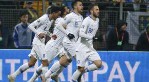 Έξαλλοι πανηγυρισμοί των Ελλήνων παικτών στα αποδυτήρια (VIDEO)