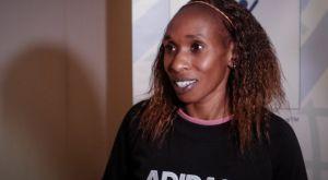 Τσερόνο: «Είμαι χαρούμενη που εκλέχθηκα αθλήτρια της χρονιάς από την AIMS»