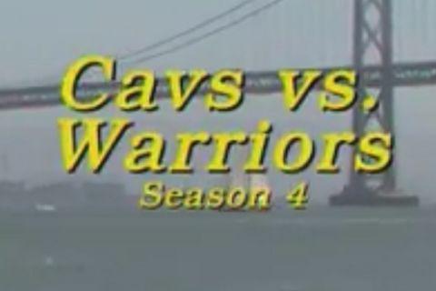 Οι Τελικοί Warriors-Cavaliers σαν... σίριαλ των 80's!