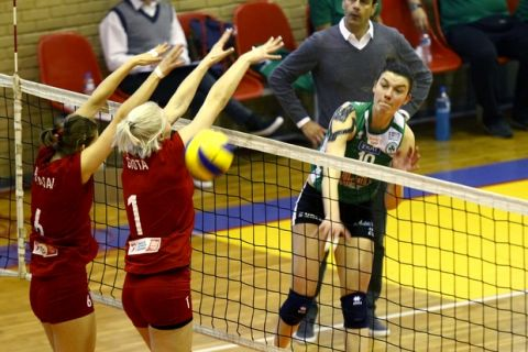 Α1 ΚΑΤΗΓΟΡΙΑ ΓΥΝΑΙΚΩΝ / ΠΑΟ - ΟΣΦΠ  (ΘΑΝΑΣΗΣ ΔΗΜΟΠΟΥΛΟΣ / Eurokinissi Sports)