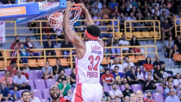 Ολυμπιακός - Χάποελ 94-93: ''Χόρτασαν'' μπάσκετ και ΛεΝτέι στο Ηράκλειο