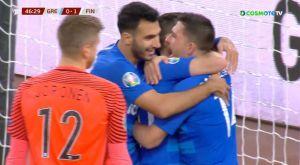 Ελλάδα – Φινλανδία: Ασίστ Μπακασέτα, γκολ Μάνταλου και 1-1 η Εθνική