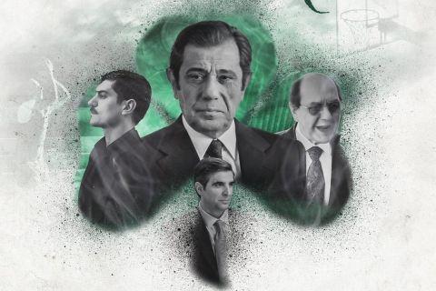 """Η αφίσα της ταινίας """"Ταξίδι στα αστέρια"""" του Παναθηναϊκού"""