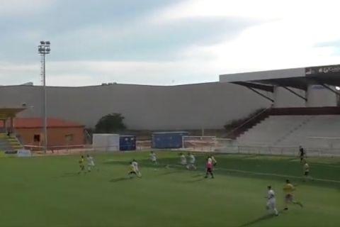 Το γκολ της χρονιάς είναι μία βολίδα από 80 μέτρα, όπως διατυμπανίζουν οι Ισπανοί