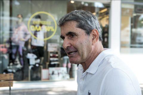 Ο Τάκης Κορωναίος στη συνέντευξή του στο SPORT24