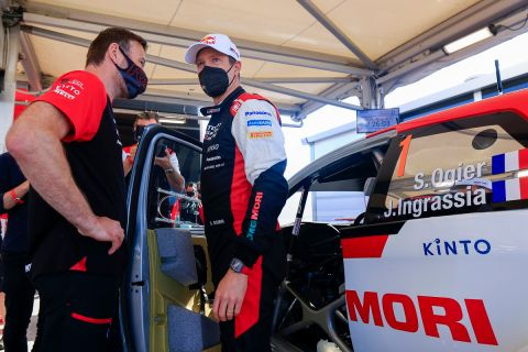Ο Έλφυν Έβανς είναι έτοιμος να υπογράψει πολυετή επέκταση του συμβολαίου του με την Toyota Gazoo Racing