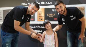 ΟΦΗ: Το ευχαριστώ της οικογένειας της μικρής Ραφαέλας στον Νάστο