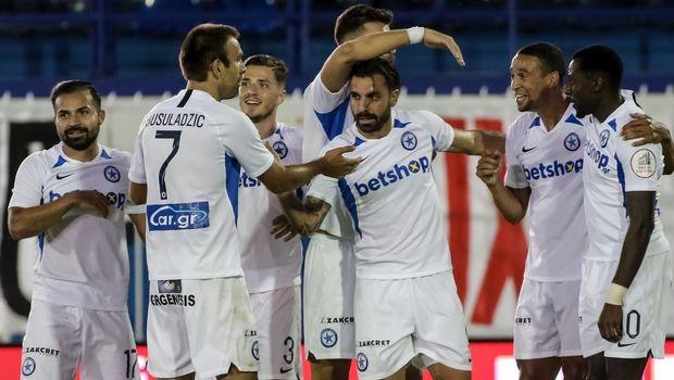 Ατρόμητος - ΑΕΛ 3-0: Με εύκολη τριάρα η πρώτη νίκη στα playouts