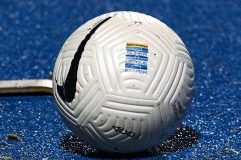 Η μπάλα της Super League Intewetten στους Ζωσιμάδες.