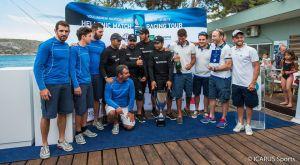 H Nespresso VMG Team μεγάλη νικήτρια του HMRT στη Βουλιαγμένη