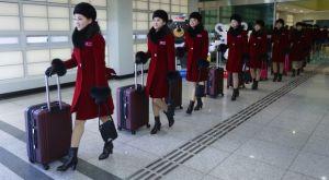 Ο Κιμ Γιονγκ Ουν στέλνει 229 μαζορέτες και την αδελφή του στη Νότια Κορέα
