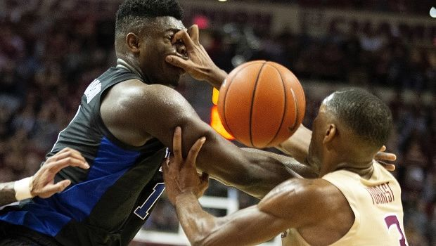NCAA: Τραυματίστηκε ο Γουίλιαμσον,