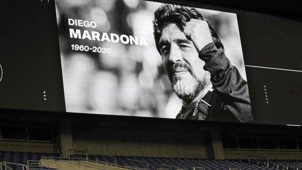 Το τελευταίο μήνυμα του Μαραντόνα πριν το θάνατό του ήταν για τον 7χρονο γιο του
