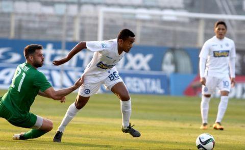 Ο Ατρόμητος 1-0, έστειλε τον Πανθρακικό στη Football League