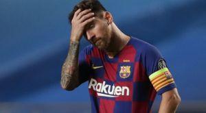 Μπαρτσελόνα: Η απογοήτευση Μέσι για τη βαρύτερη ήττα της καριέρας του